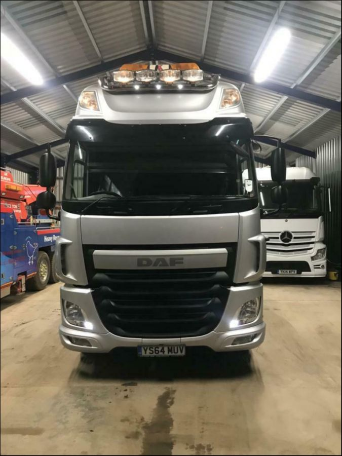 DAF CF 460 HIGH ROOF